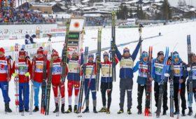 Российские лыжники снова проиграли норвежцам