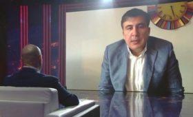 Саакашвили заявил о готовности Порошенко обменять Крым на членство в НАТО