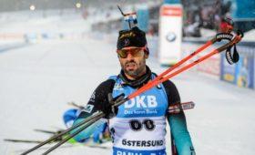 Биатлонист Симон Фуркад завершил профессиональную карьеру
