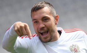 Дзюба: желаю бельгийцам сыграть ниже своих возможностей