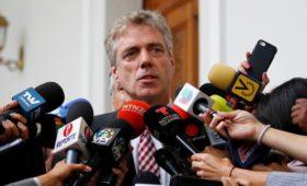 Венесуэла заявила о высылке посла Германии за вмешательство в дела страны