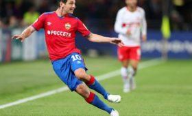 ЦСКА предложил Дзагоеву 10тысяч евро вмесяц