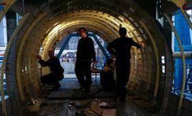 Производство самолетов и вертолетов в России упало на 42%