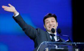Зеленский не поехал на дебаты с Порошенко на телевидение