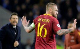 СМИ: Тотти может стать спортивным директором «Ромы» иназначить ДеРосси тренером команды
