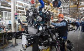 В апреле промышленность резко ускорилась до максимума за два года