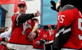 Илья Михеев подписал контракт с«Торонто»