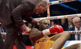 Стали известны новые подробности осостоянии пережившего кому боксера