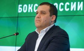 Кремлев призвал переизбрать руководство Международной ассоциации бокса