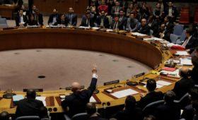 Совбез ООН заблокировал идею России обсудить украинский закон о языке