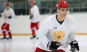 Сборная России дозаявила защитника Зуба дляучастия вЧМпохоккею