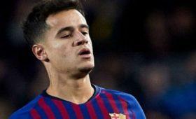 «Барселона» теряет Коутиньо