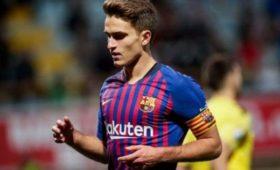 «Валенсия» нацелилась нахавбека «Барселоны»