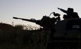 Израильские военные показали видео ракетного удара по Сирии