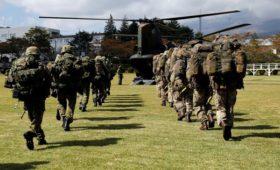 Россия потребовала объяснить данные о новых целях британского спецназа