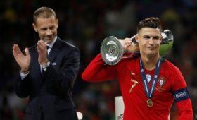 Новый трофей Роналду: какПортугалия выиграла Лигу наций