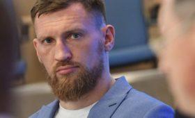 Кудряшов рассказал обожиданиях отбоясМакабу