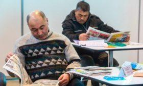 Эксперты констатировали деградацию занятости пожилых мужчин