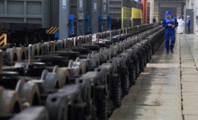 Чемезов предупредил правительство о риске остановки производства вагонов