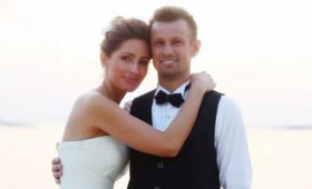 Стала известна дата свадьбы Семака