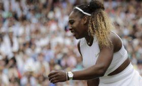 Серена Уильямс разгромно проиграла вфинале Уимблдона