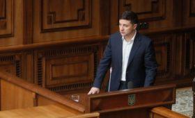 Зеленский поручил подготовить Украину к Олимпийским играм