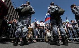 Как выборы в Мосгордуму пошли по сценарию «болотного дела»