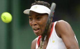 Винус Уильямс проиграла 15-летней теннисистке впервом круге Уимблдона