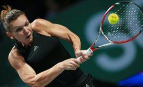 Теннисистка Халеп впервые вышла вфинал Уимблдона