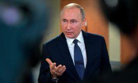 Путин потребовал от властей исключить чванство и хамство к гражданам
