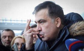 Саакашвили сравнил Путина и Грузию с котом и мышью