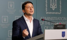 Зеленский потребовал вернуть на Украину осужденного в Италии нацгвардейца