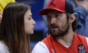 Жена Овечкина рассказала опланах наближайшие 5лет