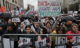 Акция за независимых кандидатов в Мосгордуму. Главное