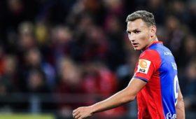 СМИ: ЦСКА отказался продавать футболиста Чалова в«Кристал Пэлас»