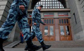 В Москве прошли обыски по делу о хищении у подрядчика РЖД