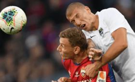 Миладинович дисквалифицирован начетыре матча