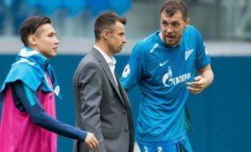 Тренер «Зенита» Семак нелестно отозвался осудьях