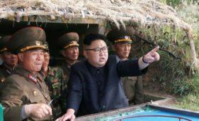 В КНДР сообщили об испытании оружия для «будущей наземной операции»