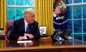Белый дом сообщил детали разговора Трампа с Путиным