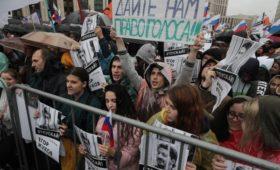 Полиция заявила об уведомлении от организаторов митинга о провокациях