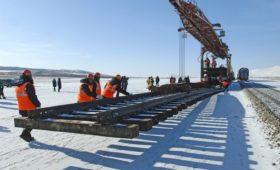 Власти Ямала расторгнут договор на стройку самой северной железной дороги