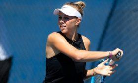Теннисистка Анисимова снялась сUSOpen из-засмерти отца