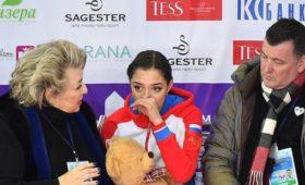 «Никуда негодится»: Тарасова опоказательных номерах Медведевой