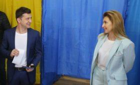 Супруга Зеленского заявила о пришедшем для нее времени действовать