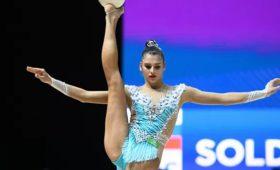 Российская гимнастка упала вобморок насоревнованиях