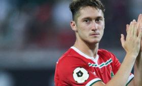 Антон Миранчук получил травму в1-мтайме матча с«Сочи»