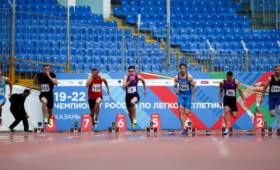 Российский легкоатлет Ильин дисквалифицирован начетыре года задопинг