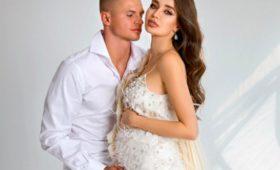 Беременная Костенко отчитала подписчиков завопрос проалкоголь