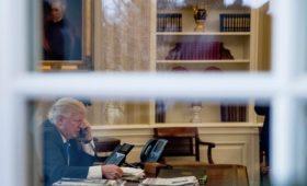 Американский разведчик пожаловался на Трампа из-за Украины